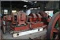 SE2734 : Leeds Industrial Museum - steam turbine by Chris Allen