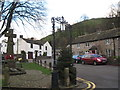 SK1582 : Castleton war memorial-Derbyshire by Martin Richard Phelan