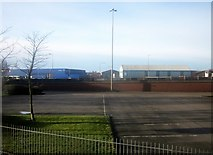 TA0827 : Car park between main roads, Hull by Derek Harper