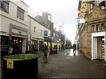 SD4364 : Euston Road, Morecambe by Graham Robson