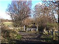 NZ2657 : Bowes Railway Path at Birtley by Oliver Dixon