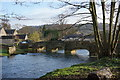 SK2168 : Holme Bridge, Bakewell (2) by Peter Barr