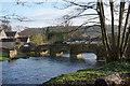 SK2168 : Holme Bridge, Bakewell (2) by Peter Barr