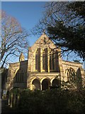 SX9364 : St Matthias Church, Wellswood by Derek Harper