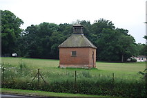 TG1908 : Dovecot, Earlham Park by N Chadwick