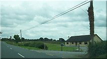 N2420 : Bungalow on the R357 at Ballyfarrell by Eric Jones