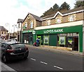 ST2096 : Lloyds Bank in Newbridge by Jaggery