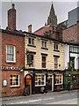 SJ8398 : Kennedy Street, The City Arms by David Dixon