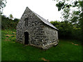 SX2084 : Saint Clether's well chapel by Chris Gunns