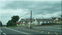 N3231 : Bungalows on a minor road off the N52 at Durrow by Eric Jones