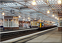 NS4864 : Paisley Gilmour Street railway station by Thomas Nugent