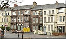J3272 : Nos 72-78 Wellington Park, Belfast - 2014 (4) by Albert Bridge