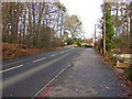 SU8363 : Sandhurst Road, Crowthorne by Alan Hunt