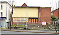 J3272 : Former St Thomas' church hall, Lisburn Road, Belfast - 2014 (1) by Albert Bridge