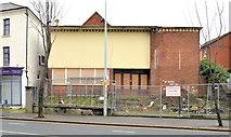 J3272 : Former St Thomas' church hall, Lisburn Road, Belfast - 2014 (1) by Albert Bridge
