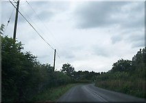 N7186 : The Newcastle Road at Feagh by Eric Jones