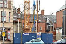 J3373 : Nos 53-57 Botanic Avenue, Belfast - 2014 (1) by Albert Bridge