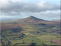 SO2718 : The Sugar Loaf in the Brecon Beacons National Park by Jeremy Bolwell