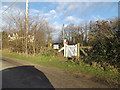 TM2637 : Gate to path across the railway to Grimston Lane by Adrian Cable