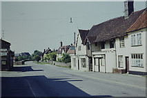 TM1763 : Debenham High Street by Arthur Holifield