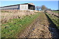 SP1019 : Barn at Kitehill Barn by Philip Halling