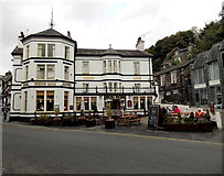 NY3704 : White Lion Hotel, Ambleside by Jaggery