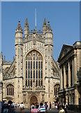 ST7564 : Bath Abbey, Abbey Church Road, Bath by Stephen Richards