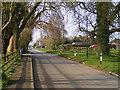 TF1406 : Entering Etton on Main Road by Paul Bryan