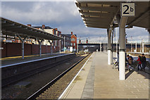 SK3635 : Derby Station by Stephen McKay