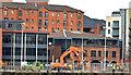 J3475 : CQ1, City Quays site, Belfast - January 2014(2) by Albert Bridge