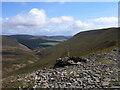 SO2028 : Path descending to valley of Grwyne Fechan by Trevor Littlewood
