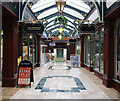TQ5839 : The Great Hall Arcade by Ian Taylor
