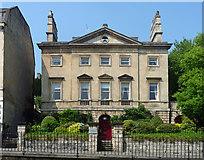 ST7565 : 20 Roman Road, Bath by Stephen Richards