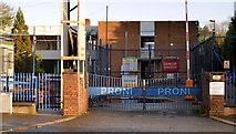 J3270 : Former Public Records Office, Belfast - 2014 (1) by Albert Bridge