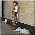 SJ8989 : Pawnbrokers Advertising Figure by Gerald England