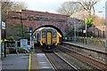 SJ4991 : Northern Rail Class 156, 156428, Rainhill railway station by El Pollock