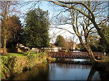 SK0418 : Elmore Park, Rugeley by Tricia Neal
