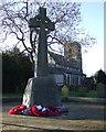 NZ4927 : Greatham War Memorial by JThomas