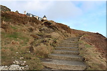 NW9954 : Southern Upland Way, Portpatrick by Billy McCrorie