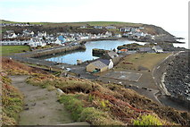 NW9954 : Portpatrick, Dumfries & Galloway by Billy McCrorie