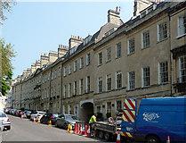 ST7465 : 23-37 St James's Square, Bath by Stephen Richards