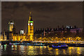 TQ3079 : Houses of Parliament, London, SW1 by Christine Matthews