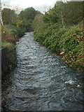 SS9389 : The River Ogmore just south of Ogmore Vale by eswales