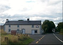 N8089 : The turnoff on to the L74023 (Kilmainhamwood Road) on the R162 by Eric Jones