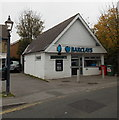 SU4806 : Barclays Bank in Hamble-le-Rice by Jaggery