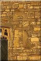 TF0171 : Anglo-Saxon window by Richard Croft
