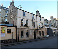 ST7565 : Bell Inn, Bath by Jaggery