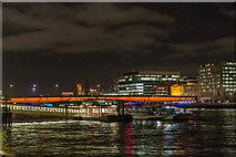 TQ3280 : London Bridge, London EC4 by Christine Matthews