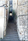 ST7565 : Steps up from Walcot Street, Bath by Jaggery