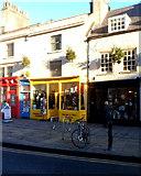 ST7565 : Yellow Shop, Bath by Jaggery